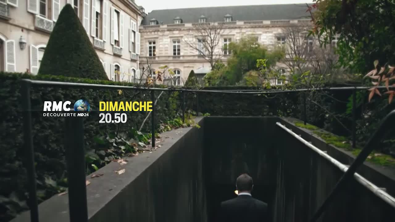 Paris : les lieux secrets de l'occupation - 19 novembre