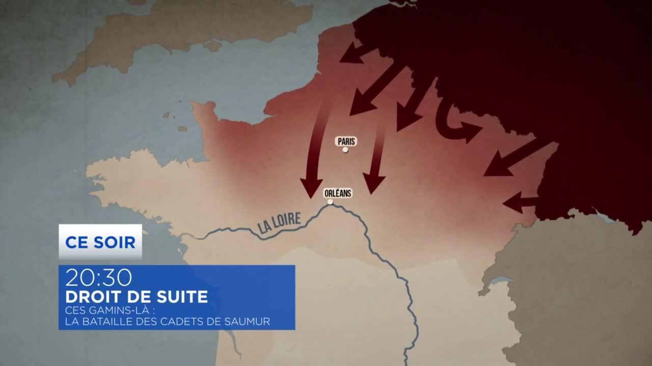 Ces gamins-là : les cadets de Saumur - 23 janvier