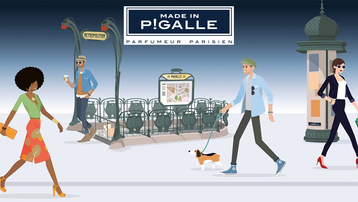 Made in Pigalle, le Parfumeur qui met Paris en flacon