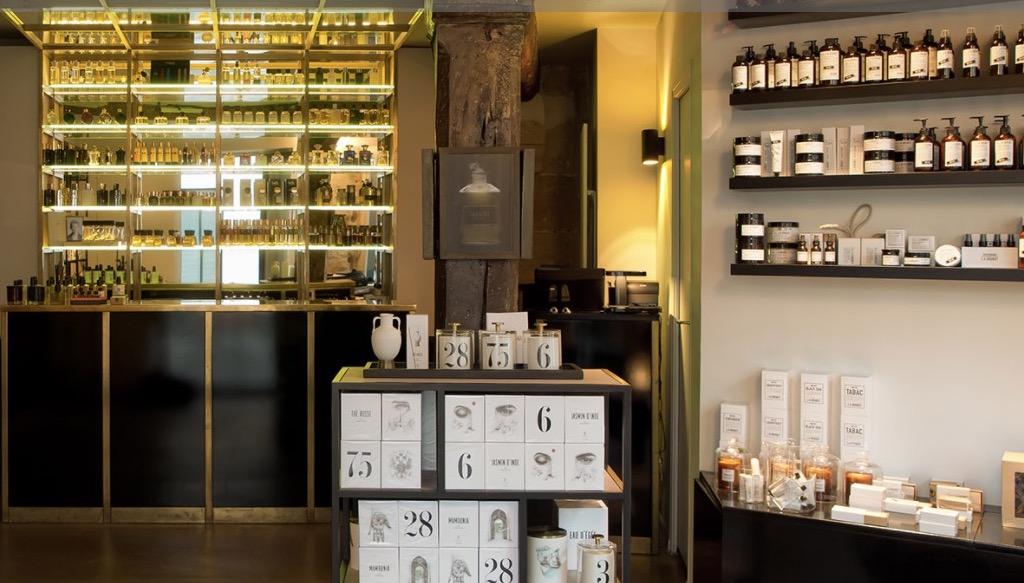 On adore... Le Bar à Parfums Liquides