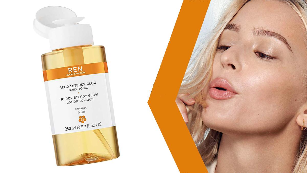 Ready Steady Glow, la nouvelle bombe Ren Skincare pour un éclat sans faille