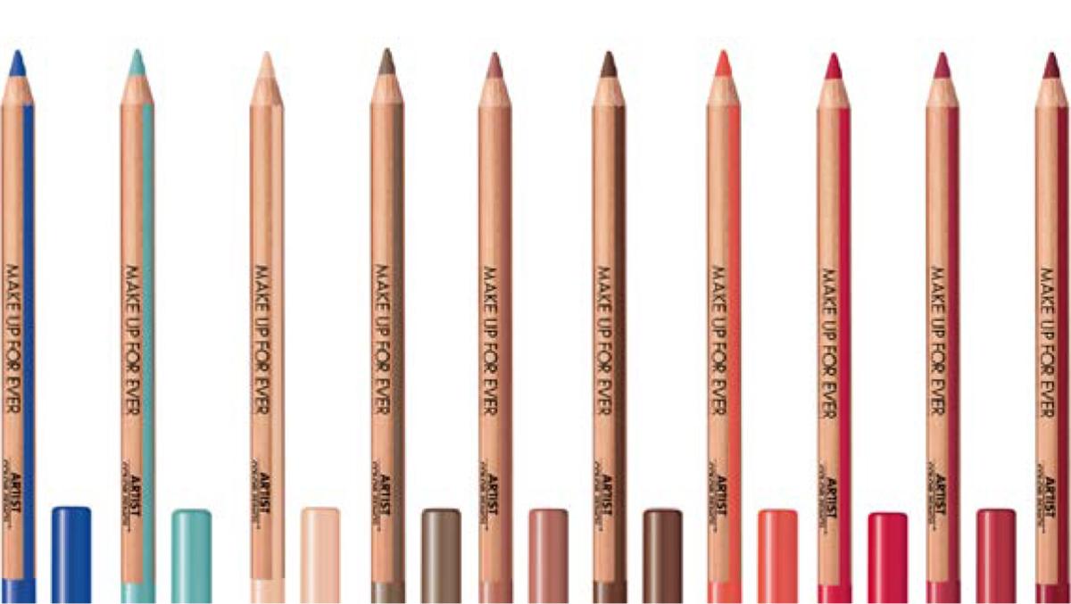 Make Up For Ever présente son crayon à tout faire