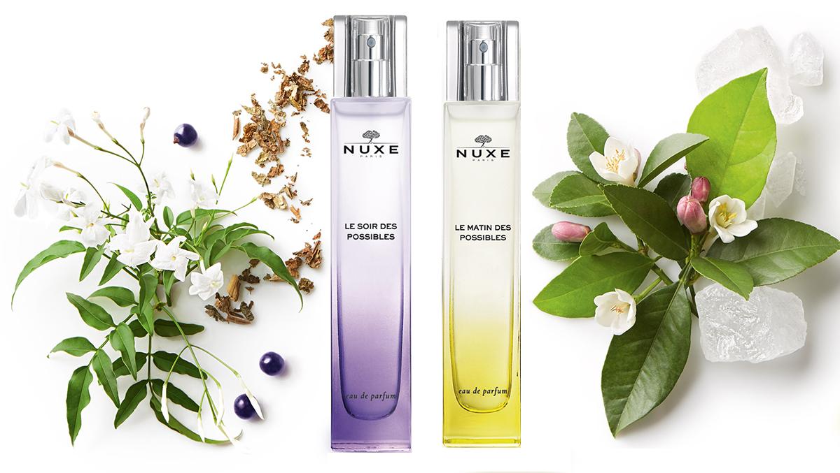 Tout devient possible avec Nuxe