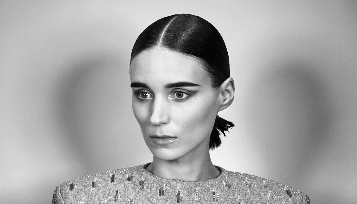 Rooney Mara, le visage du prochain parfum féminin Givenchy