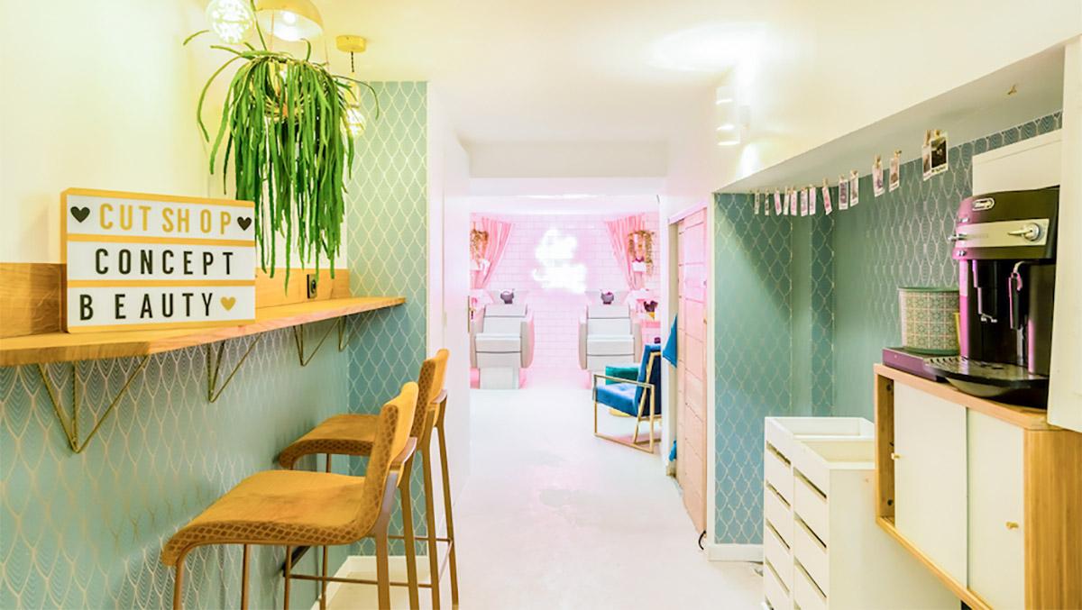 CutShop Concept Beauty, le nouvel espace parisien de beauté globale