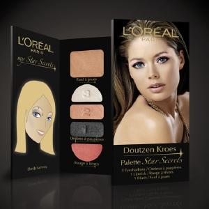 A chaque beauté, sa palette Star Secrets signée L\'Oréal Paris