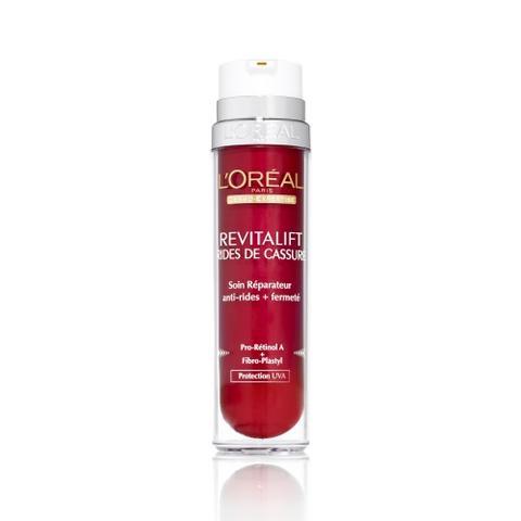 Halte aux rides de cassure avec L\'Oréal Paris