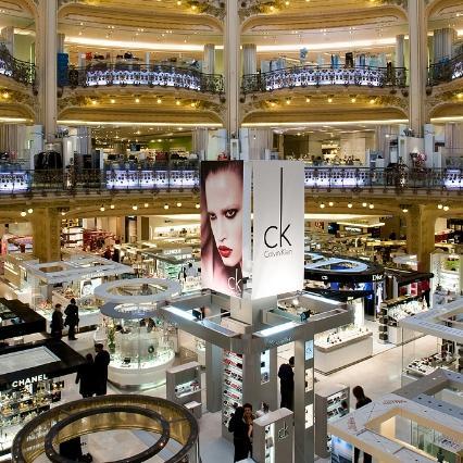 Rendez-vous make-up avec ck Calvin Klein beauty...