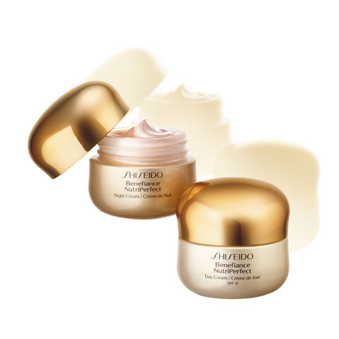 On adore... Benefiance NutriPerfect de Shiseido