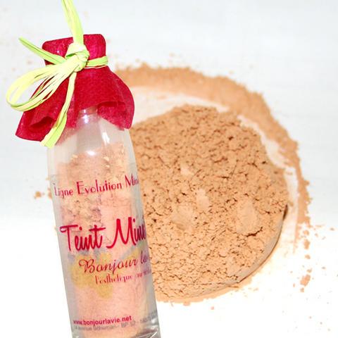 Maquillage minéral 3-en-1