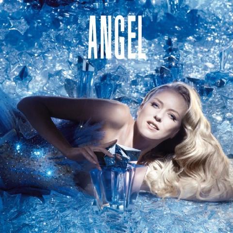Une nouvelle égérie pour Angel de Thierry Mugler