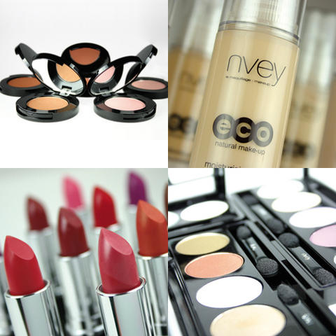 Du maquillage bio par Nvey eco