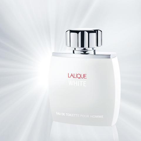 Lalique voit la vie en blanc