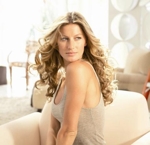Pantene, l\'astuce beauté cheveux de Gisele Bündchen