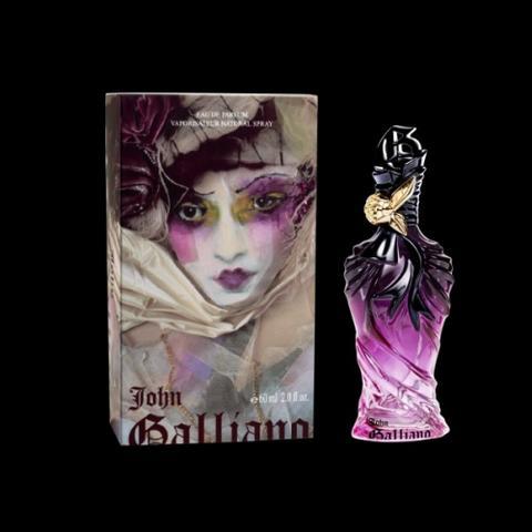 Tout l\'univers de John Galliano dans un parfum