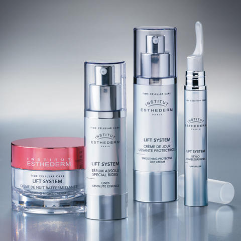 Institut Esthederm invente le lifting biologique naturel