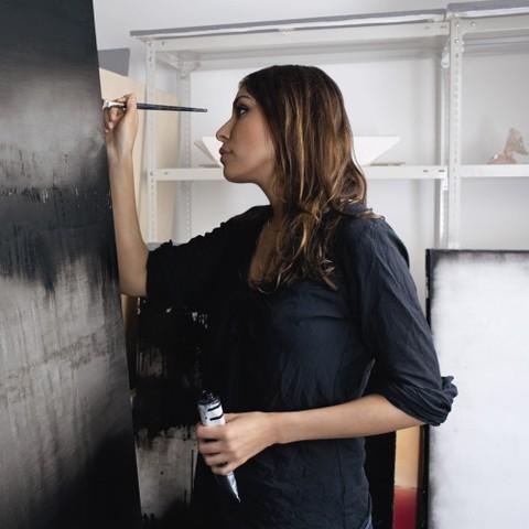 Noir d\'Encre, le parfum oeuvre d\'art de Galerie Noémie