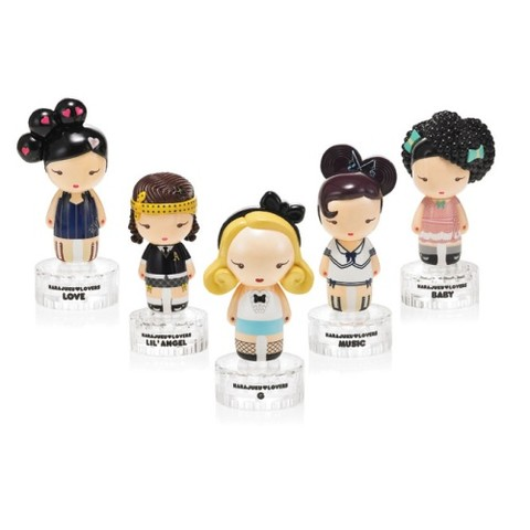 Harajuku Lovers Fragrance, la ligne de parfums signée Gwen Stefani