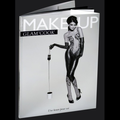 Glam\'Cook, un guide de make-up à croquer