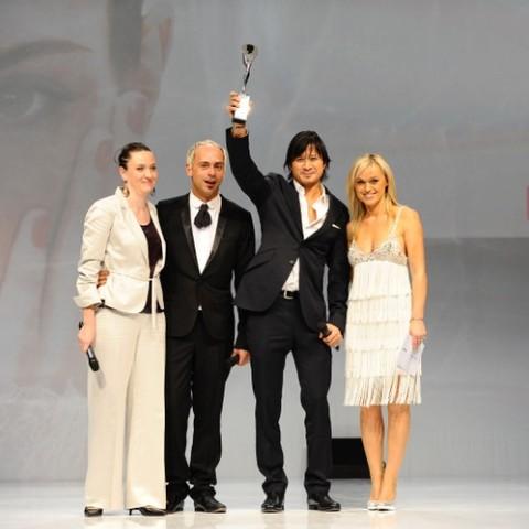 Alain Haberlay, le meilleur coiffeur de l\'année 2008