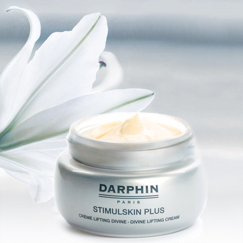 On adore...La Crème Lifting Divine de Darphin