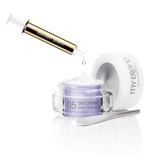 On adore... La ligne My Blend by Dr. Olivier Courtin