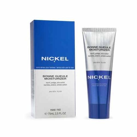 Nickel offre une Bonne Gueule aux peaux sèches