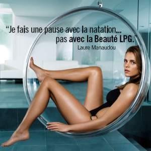Laure Manadou, une ambassadrice de charme pour LPG