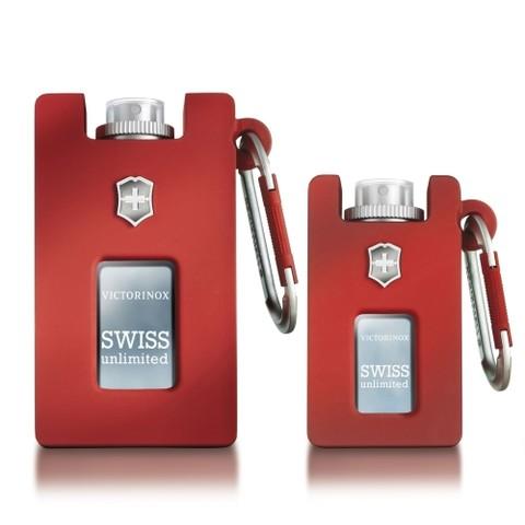 Swiss Unlimited ou quand Victorinox se met au parfum