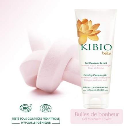 Kibio prend soin de nos têtes blondes