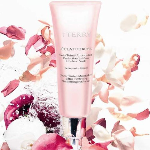 On adore... Le Soin Eclat de Rose By Terry