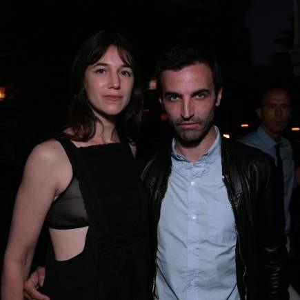 Charlotte Gainsbourg, égérie du nouveau parfum Balenciaga