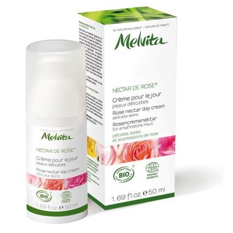 Nectar de Rose, une ode à la rose signée Melvita