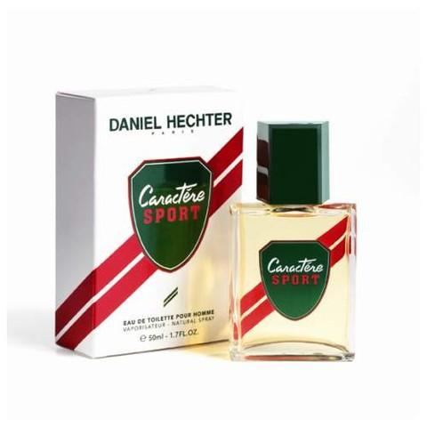 Caractère Sport, le nouveau parfum de Daniel Hechter