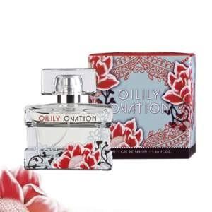 Ovation, le nouveau parfum de la femme Oilily