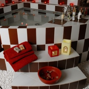 Une Saint Valentin au Comptoir Paris Marrakech