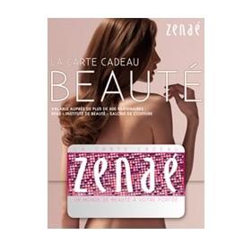 Zenaé, une carte cadeau 100% beauté et bien-être