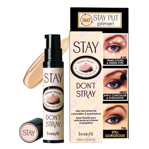 Stay Don\'t Stray, la  base fixante pour les yeux signée Benefit