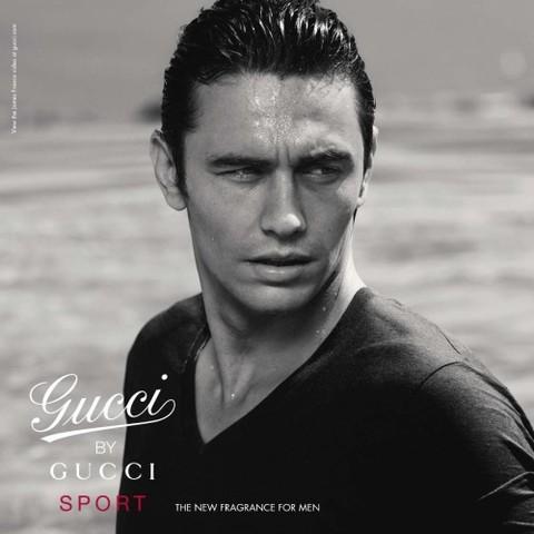 Gucci by Gucci Sport pour Homme, l\'esprit sport par Frida Giannini