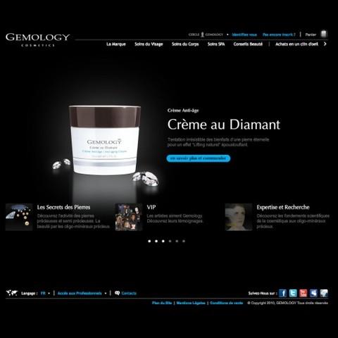 Gemology se fait une beauté en ligne