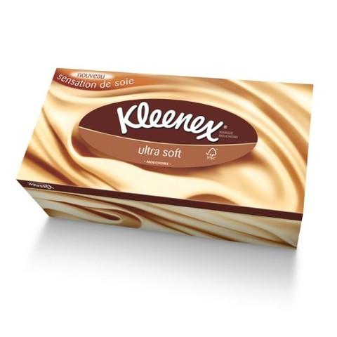 Kleenex Ultra Soft, l\'allié douceur de votre beauté