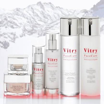Le savoir-faire Vitry & l\'expertise helvétique au service de notre peau