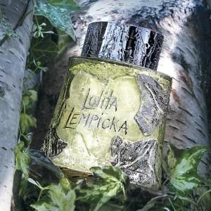 L\'Eau Au Masculin, le parfum des hommes au coeur pur avec Lolita Lempicka