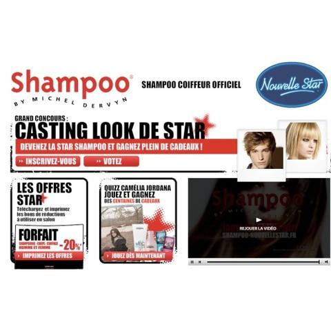 La Nouvelle Star Shampoo, c\'est vous !
