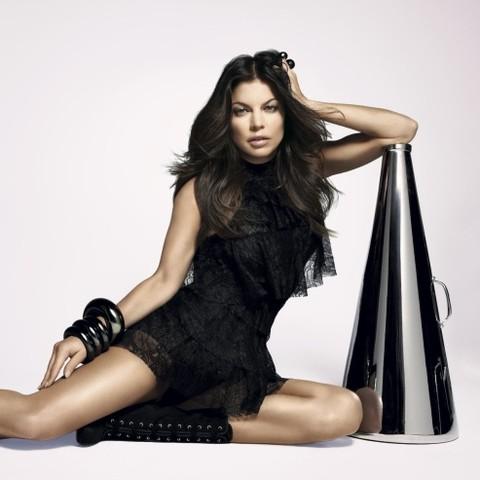 Outspoken, le premier parfum de Fergie