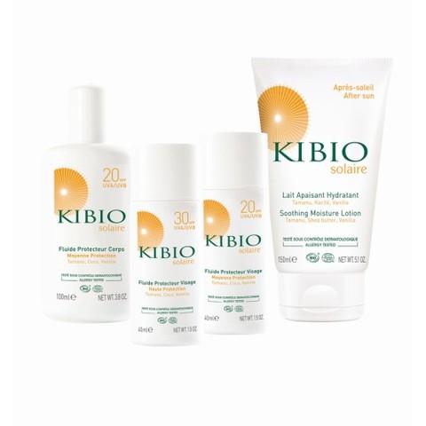 Bronzer intelligent avec Kibio