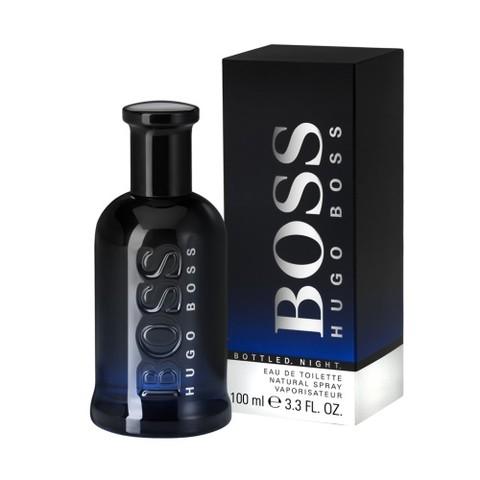 Séduisez jusqu\'au bout de la nuit avec Boss Bottled. Night