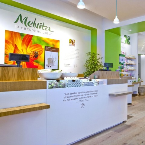 Une première boutique parisienne pour Melvita