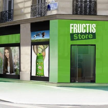 Rendez-vous au Fructis Store
