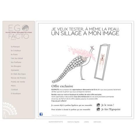 Ego Facto ouvre sa boutique en ligne